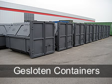 Geslotencontainers