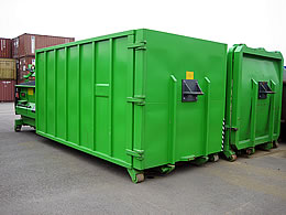 Pers Container