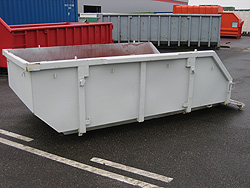 Portaal Container:: 6m3