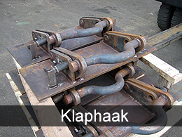Klaphaak tn